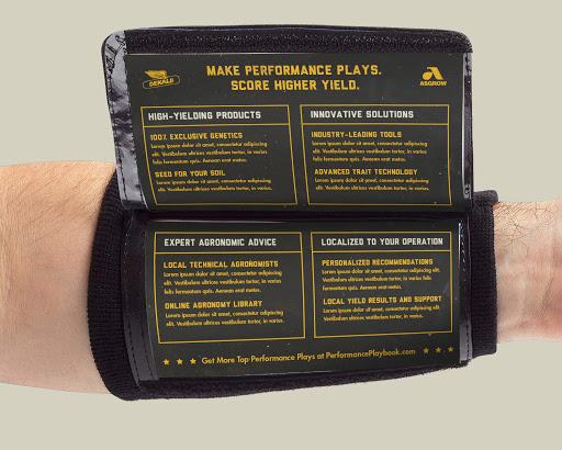 Booth Wristband Angle 1
