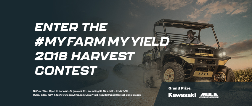 Harvest Contest Facebook