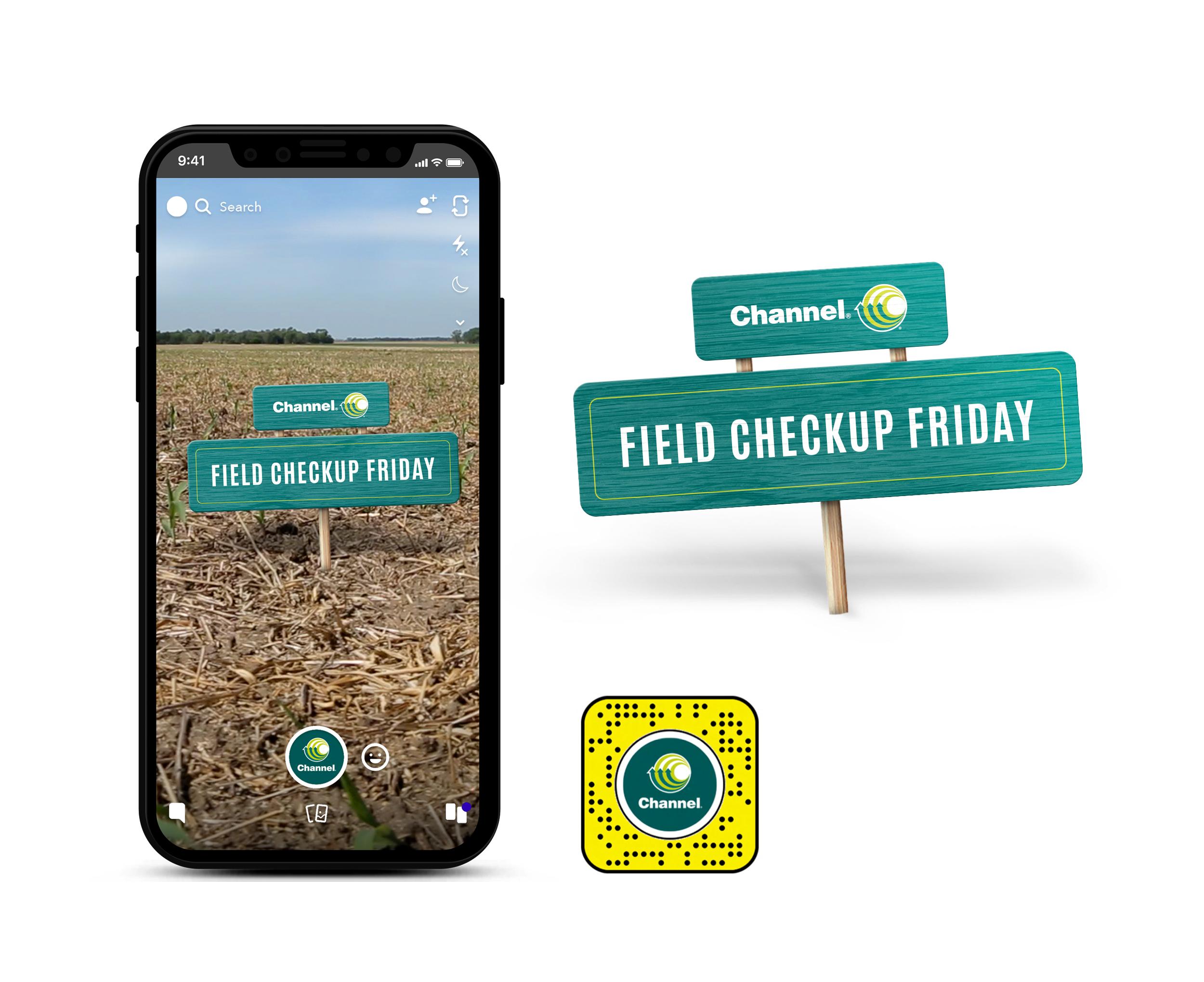#FieldCheckUpFriday Feed
