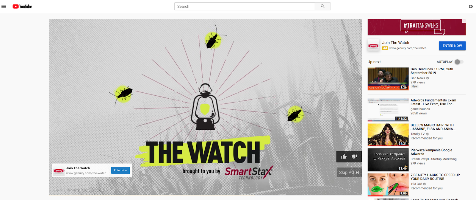 The Watch Social Media Engagement Preview